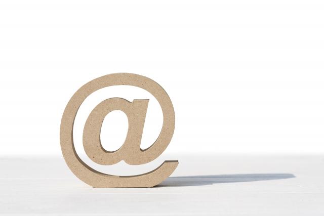 複合機にメールアドレスを設定する