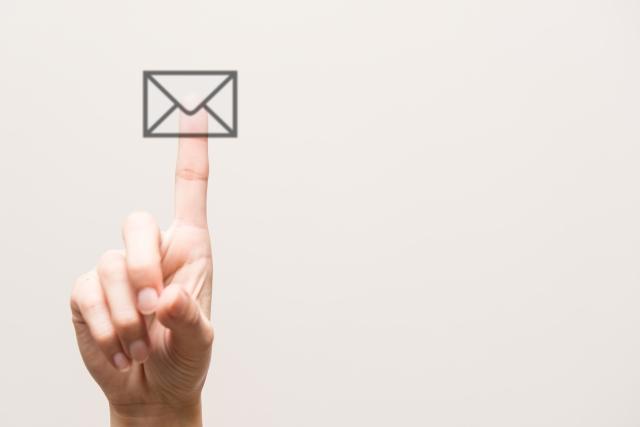 複合機のメールの初期設定について